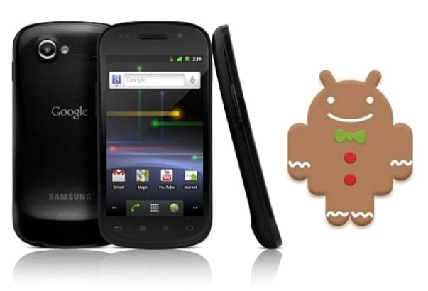 Gingerbread Android 2.4