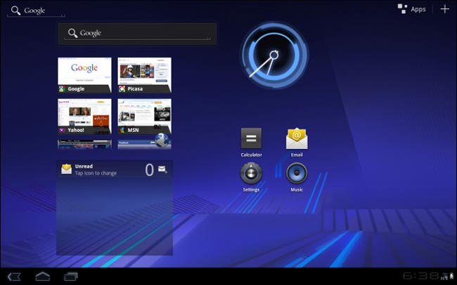 Modern Android 3.0 Download