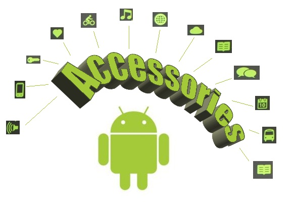 Check these Android Accessories