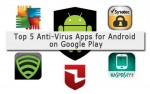 Note these Android Antivirus