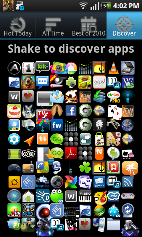 Great Android App Downloads