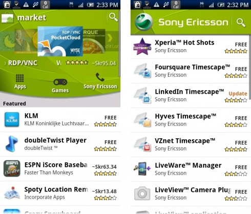 Nice Android App Stores