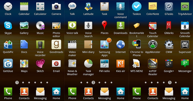 High Download Android Apps List