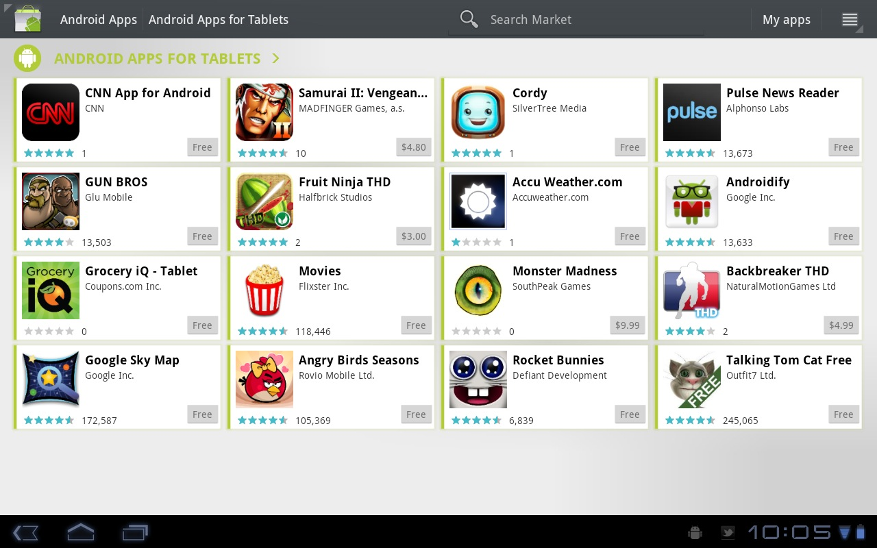 Fun Android Apps Store