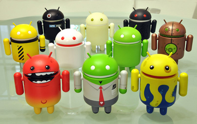 Lovely Android Guys