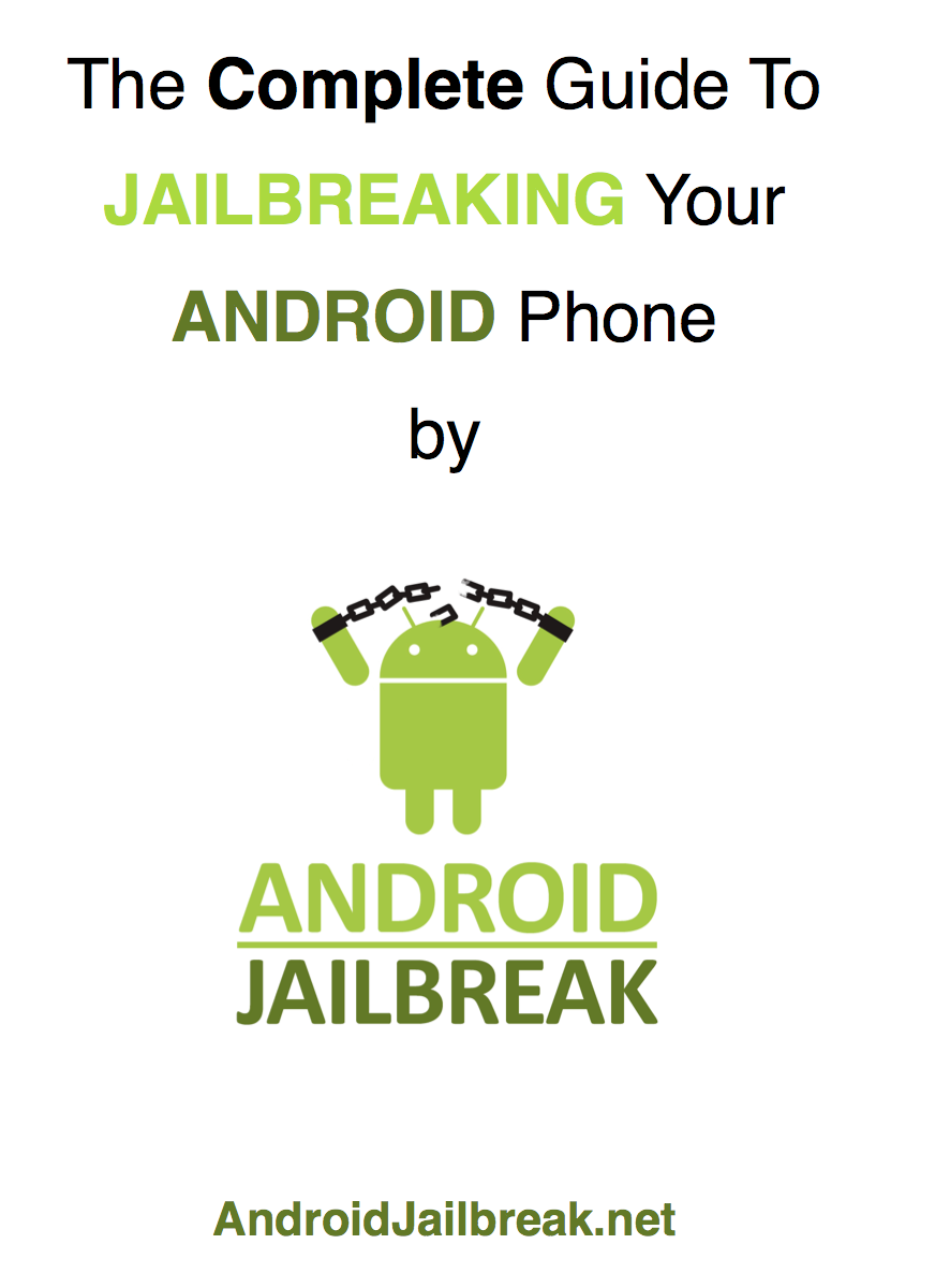 Learn Android Jailbreak