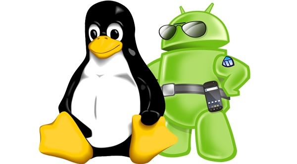 Hybrid Android Linux