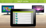 Check this Android Remote Desktop