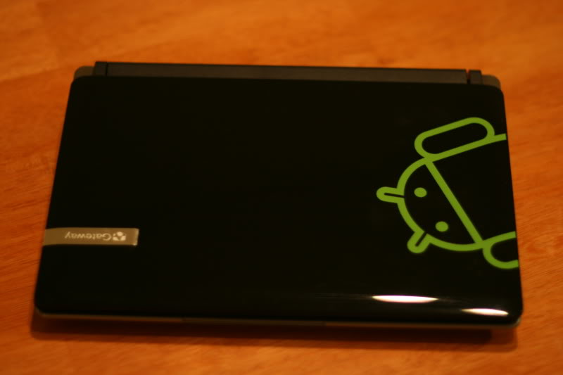 Laptop Android Stickers