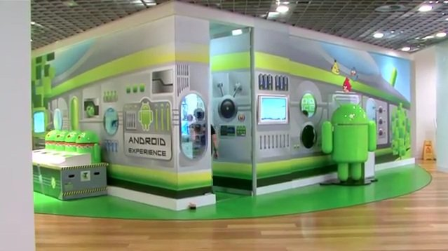 Physical Android Store