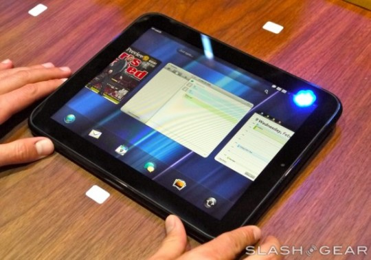 Wow Android Touchpad