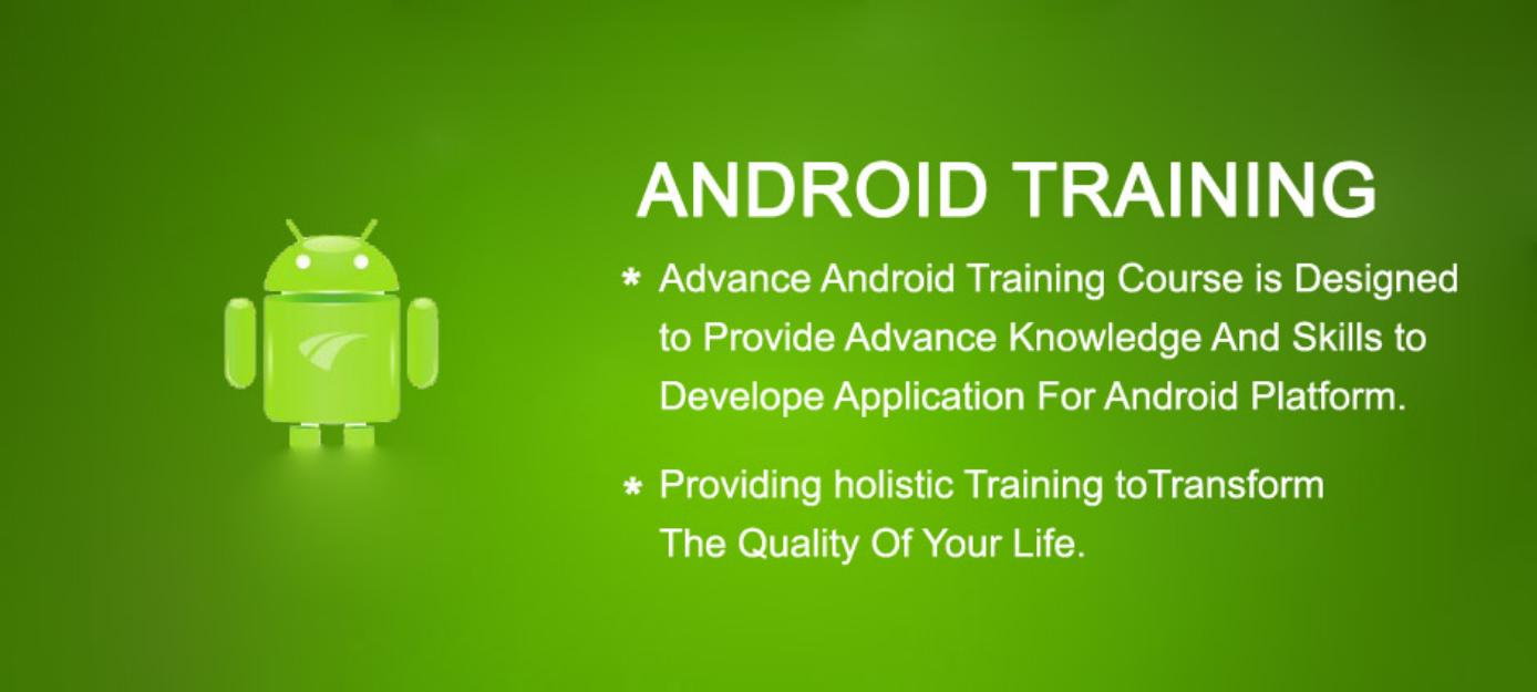 Attend Android Training