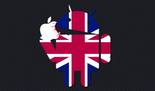 Funny Android Uk