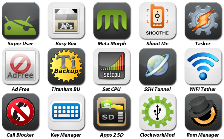 Awesome Apps For Androids