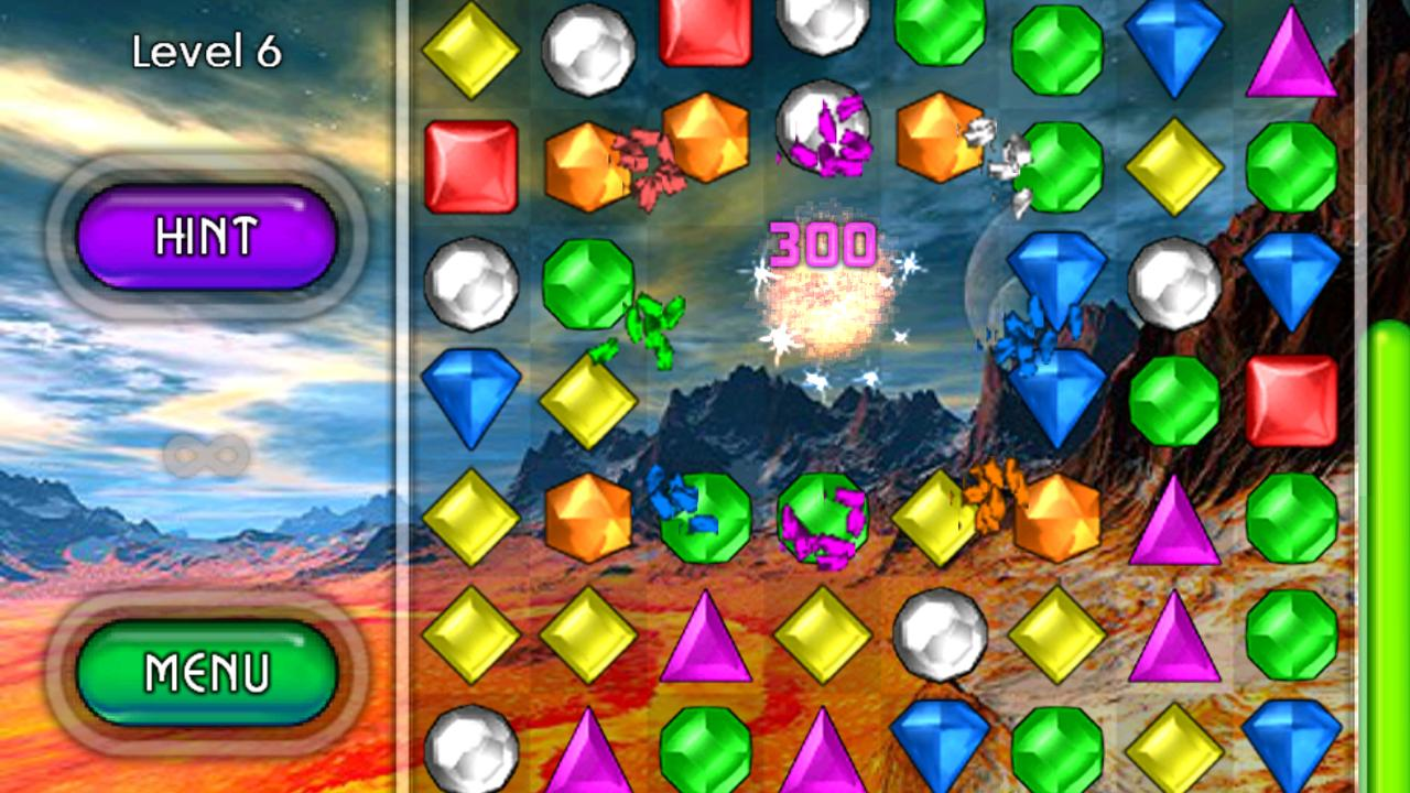 Exciting Bejeweled For Android