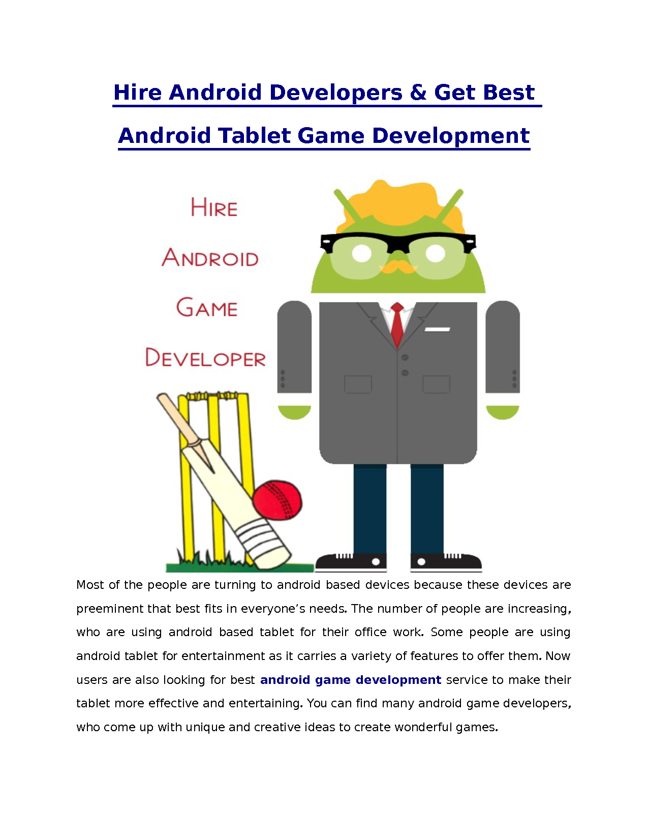 Cool Developer Android