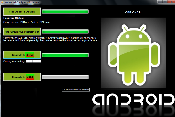 Detailed Download Android 2.3