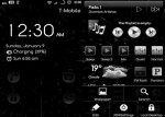 Black Free Android Themes