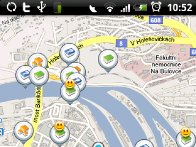 Useful Geocaching Android