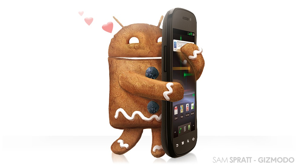 Charming Gingerbread Android