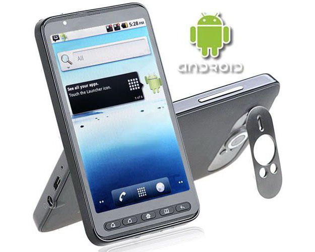 Practical Google Phone Android