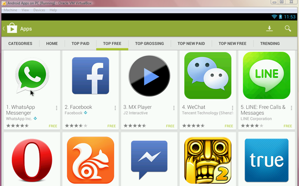 How To Download Android Apps