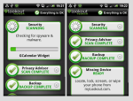 Secure Lookout Android
