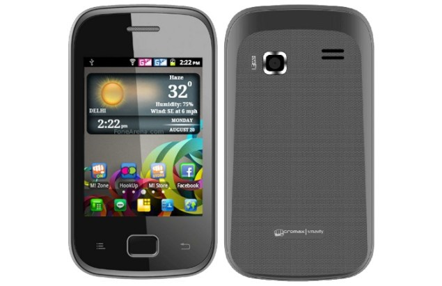 Check this Micromax Android Phone