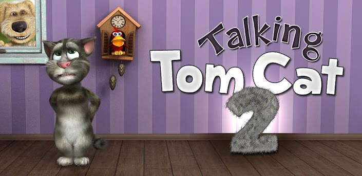 Talking Tom Newest Android Apps