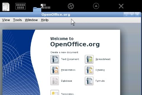 Awesome Openoffice Android