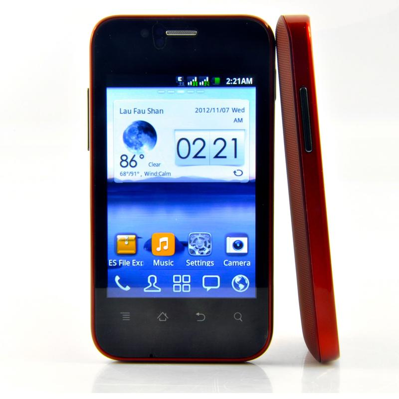 Red Phones With Android