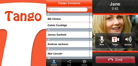 Handy Tango Android