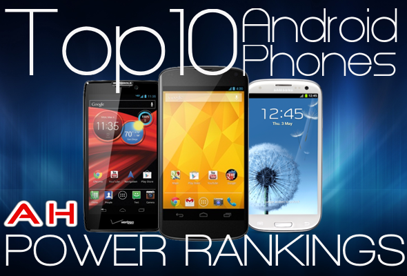 Best Top 10 Android Phones