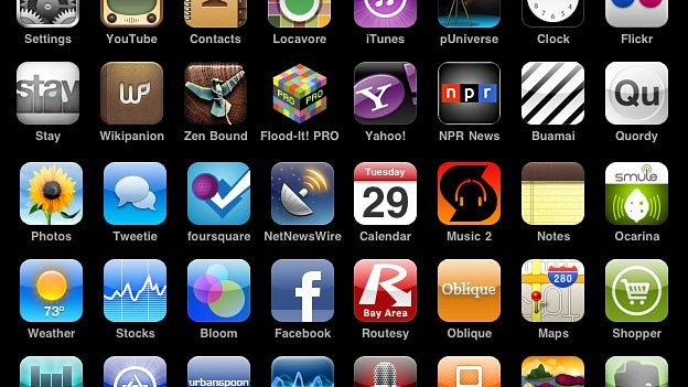 Equipped with Top Android Applications