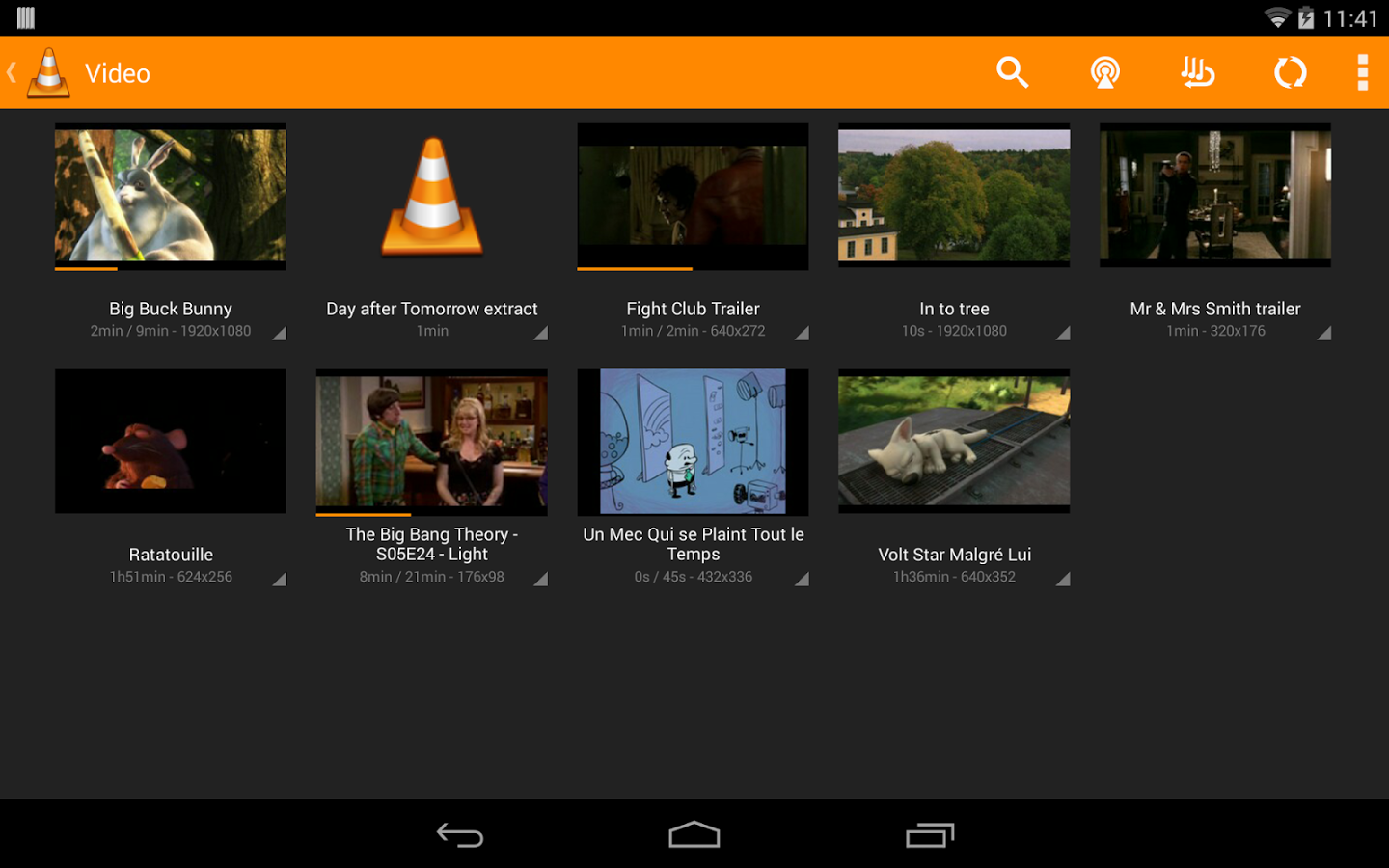 Amazing Vlc For Android