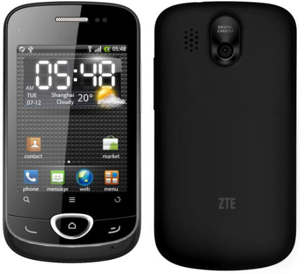 Great Zte Android